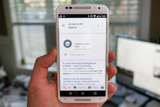 Google Now: In arrivo il controllo della temperatura di casa [Update: Conferma ufficiale]