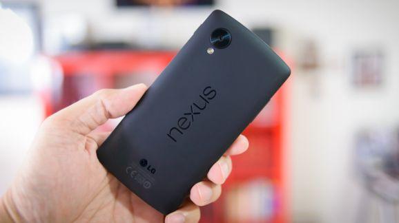 Google I/O 2015: mostrato un Nexus 5 con sensore biometrico