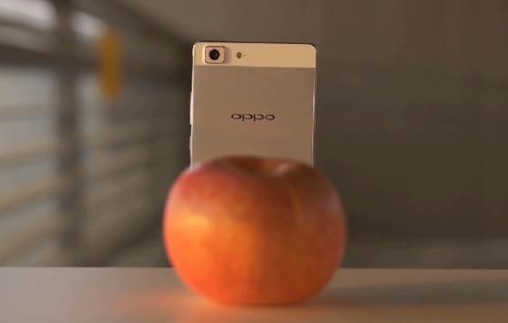 Oppo R5, prove di resistenza in un nuovo video