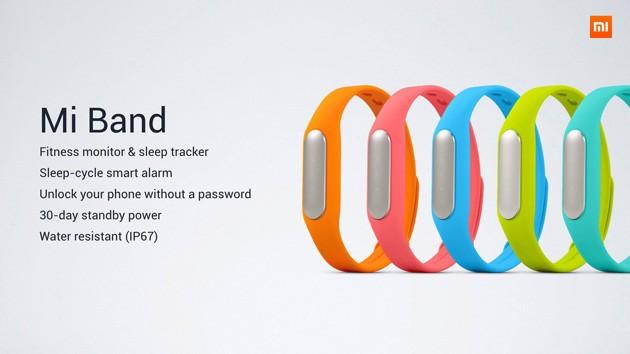 Xiaomi al lavoro sulla nuova Mi Band 2