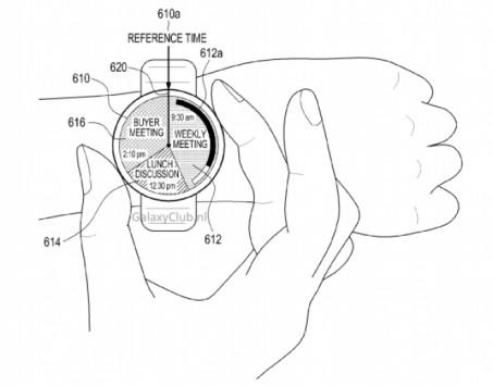 Samsung Orbis: smartwatch con display tondo e ghiera girevole