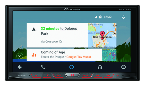 Pioneer presenta tre nuove autoradio con supporto ad Android Auto e Apple CarPlay [Update: Video]