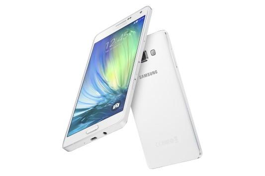 Samsung ufficializza il Galaxy A7