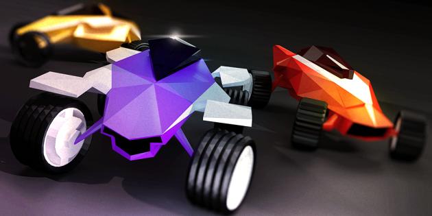 Stunt Rush - 3D Buggy Racing: un nuovo gioco di corse arcade