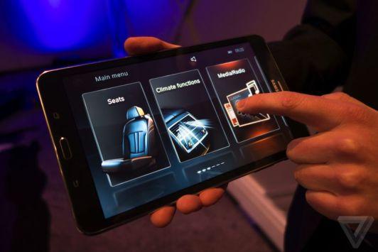 BMW integrerà tablet e funzionalità Samsung nelle sue auto