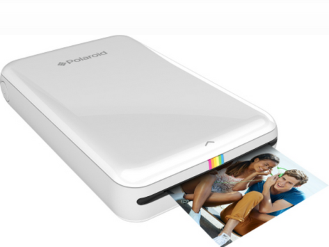 Polaroid presenta la stampante portatile Zip Mobile Printer e ufficializza la Socialmatic Camera