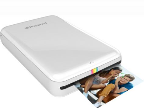 Polaroid presenta la stampante portatile Zip Mobile Printer e ufficializza la Socialmatic Camera