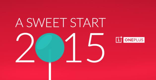 OnePlus lancia la prima ROM Lollipop Non-Cyanogen