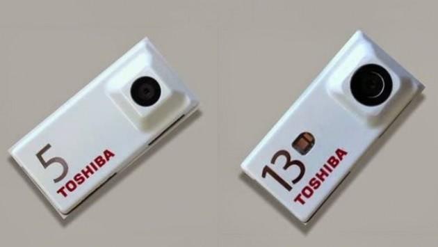 Toshiba: ecco i primi moduli fotocamera per Project Ara