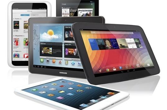 IDC: calo delle vendite di tablet nel Q4 2014