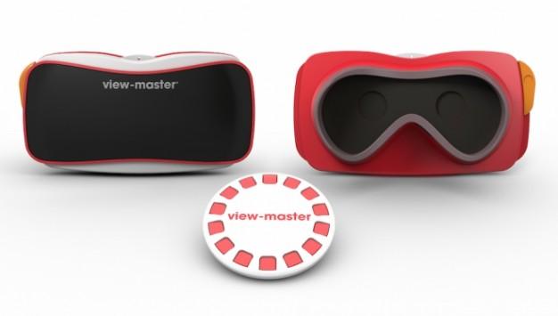 Google e Mattel presentano il nuovo View-Master