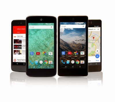 Android One: debutto nelle Filippine con Android 5.1 Lollipop