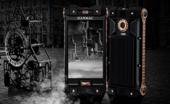 Hanmac New Defency, lo smartphone MediaTek da 5000 Euro