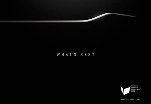 Samsung, evento Unpacked per Galaxy S6 il 1° Marzo al MWC 2015