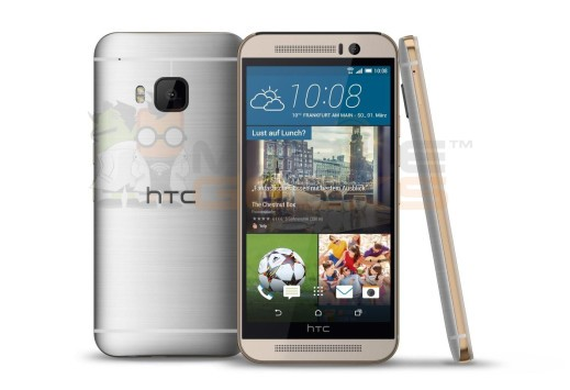 HTC One M9: emersi nuovi render, specifiche tecniche e prezzo