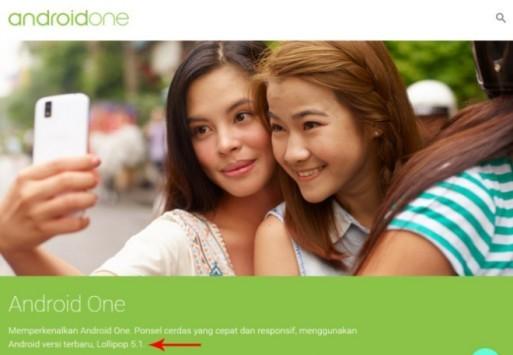 Google Android One: il lancio in Indonesia svela l'arrivo di Android 5.1