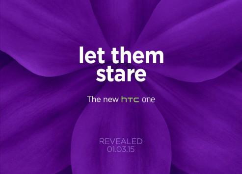 HTC conferma, il 1° Marzo un nuovo One tutto da 'fissare'