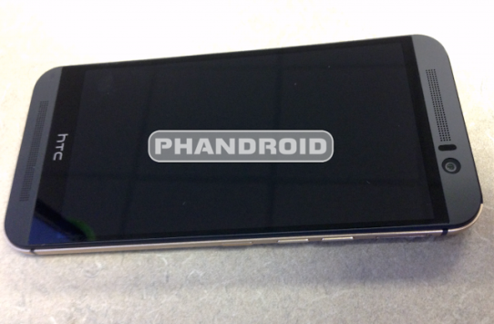 HTC One M9: ecco le prime foto dal vivo