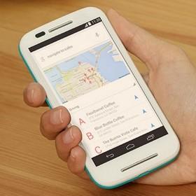 Motorola Moto E: primi screenshot con Android 5.0.2