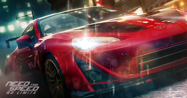 Need for Speed No Limits arriva sul Play Store