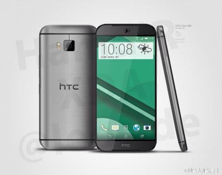 HTC One (M9): in rete la lista completa delle specifiche tecniche (e di tutti gli accessori)