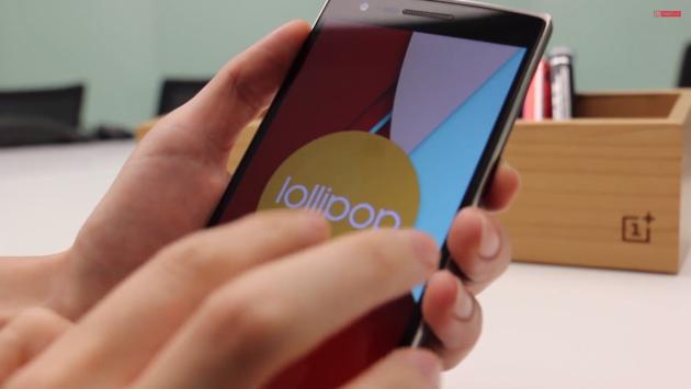 Rivelato Android 5.0 su OnePlus One in un video ufficiale