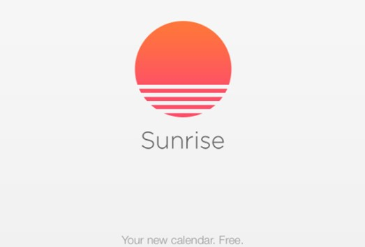 Microsoft in procinto di acquistare Sunrise calendar