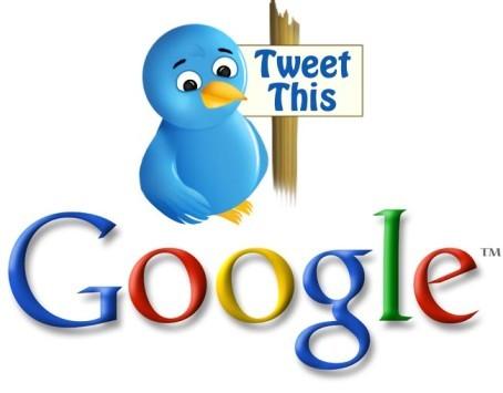 Google permette di ricercare Tweet in tempo reale