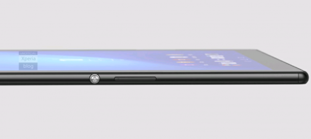 Trapela un'immagine di Xperia Z4 Tablet