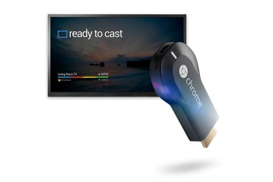 Spotify: streaming ora possibile sul primo Chromecast