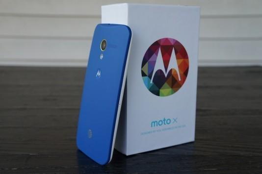 Slot microSD per il nuovo Moto X?