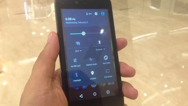 Android 5.1, ecco la prima novità: connessioni WiFi e Bluetooth dal menu Quick Settings