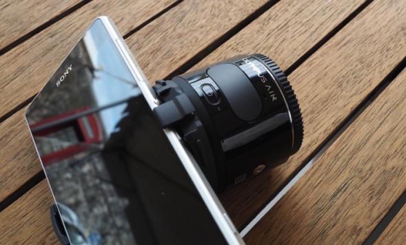 Olympus Air, una nuova fotocamera esterna