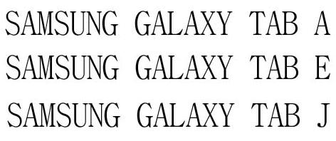 Samsung, lettere anche per i tablet: registrati i marchi Galaxy Tab A, Tab E e Tab J