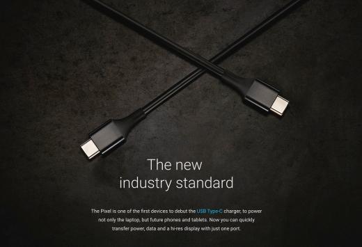 Google potrebbe adottare la nuova USB Type-C nei futuri Nexus