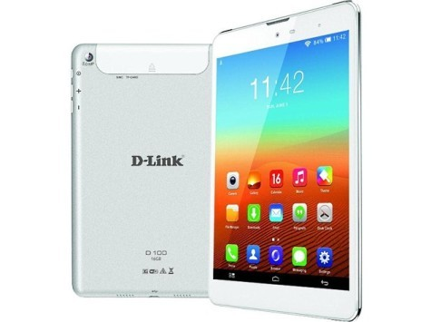 D-Link D100: il primo tablet Android a circa 200$
