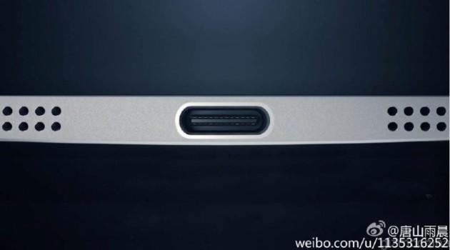 LeTV: nuovo smartphone con cornici sottili e USB Type-C