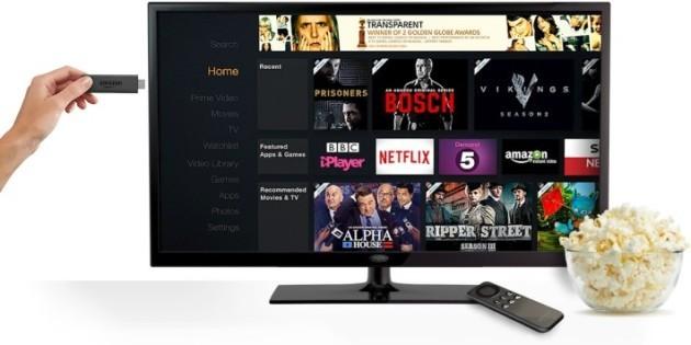 Amazon Fire TV Stick sbarca in Europa: disponibile dal 15 Aprile a 35 Euro