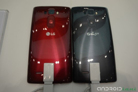LG G Flex 2: anteprima dal Mobile World Congress 2015