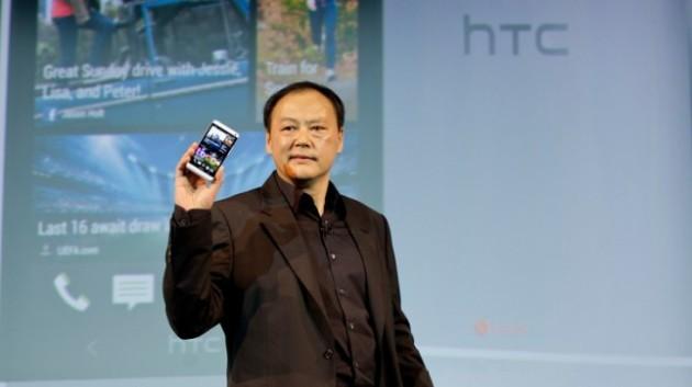 HTC cambia CEO: Peter Chou lascia e fa posto a Cher Wang