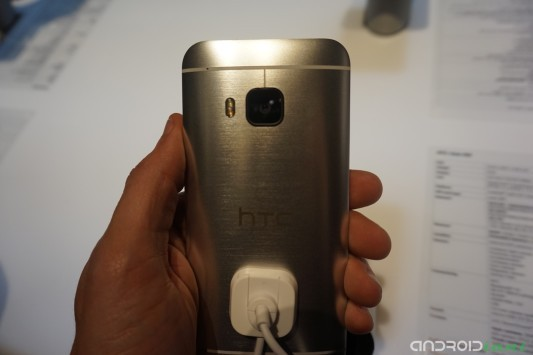 HTC One M9: con Android 6.0 Marshmallow arriverà l'editing dei file RAW