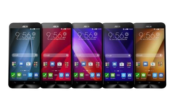 ASUS Zenfone 2 e Zenfone 3 con lettore d'impronte digitali?