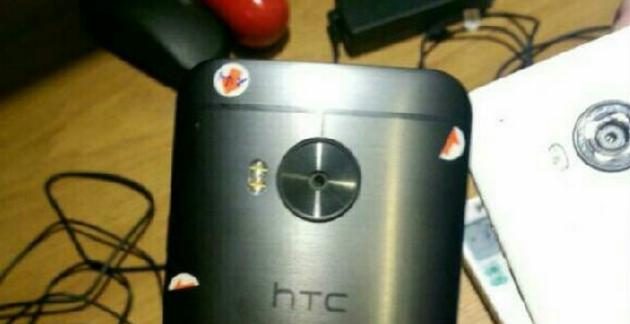 HTC One M9 Plus si mostra in alcune immagini