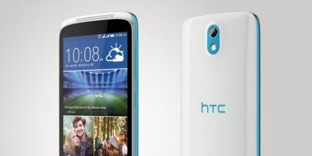HTC Desire 526G disponibile in Italia dal 26 Marzo a 149 Euro