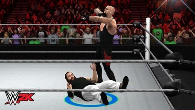 WWE 2K in arrivo su Android e iOS