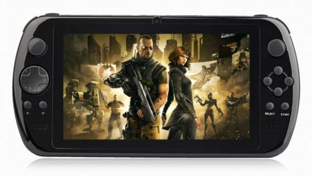 "GamePad Digital Q9: nuovo tablet Android da 7"" dedicato al gaming"