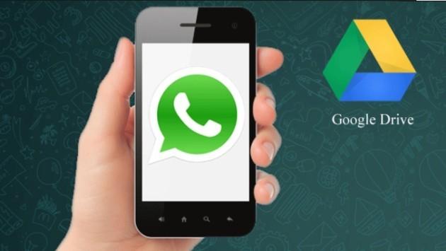 Whatsapp: arriva il backup delle conversazioni su Google Drive