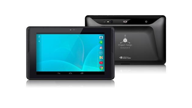 Google abbassa a 512$ il prezzo del Tablet Project Tango