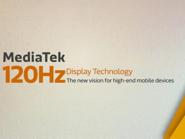 MediaTek mostra in video i vantaggi dei display con tecnologia a 120Hz
