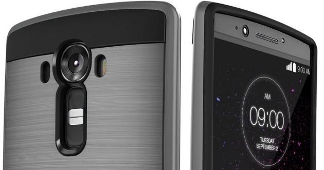 LG G4, ecco le prime cover